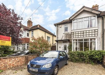 Thumbnail 3 bed semi-detached house for sale in Northampton Road, New Hinksey