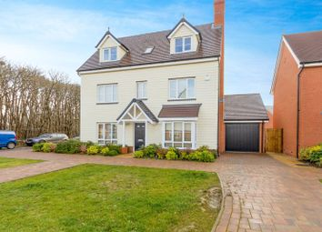 Thumbnail 5 bed detached house to rent in Murray Mcpherson Parade, Colchester