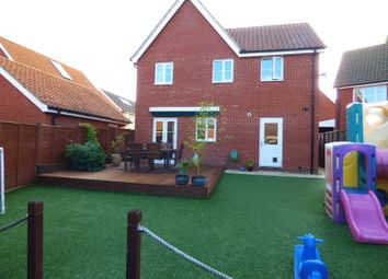Thumbnail 3 bedroom detached house for sale in Ullswater, Carlton Colville, Lowestoft