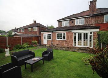 Thumbnail 3 bed semi-detached house for sale in Parkbrook Road, Manchester