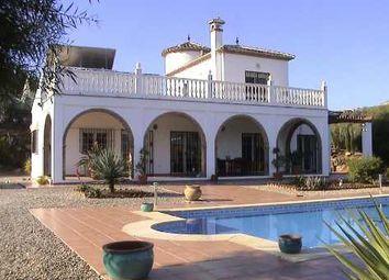 Thumbnail 4 bed villa for sale in Spain, Málaga, Viñuela