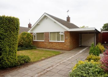 Thumbnail 2 bed detached bungalow for sale in Chestnut Drive, Mansfield