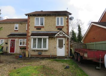 Thumbnail 2 bed semi-detached house for sale in Larch Drive, Cross Inn, Pontyclun