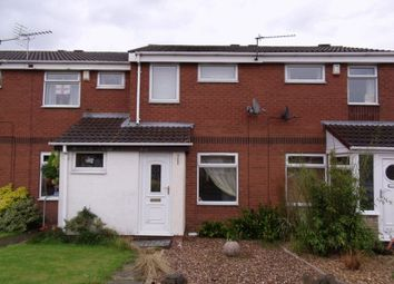 Thumbnail 2 bed terraced house to rent in Dunsford Drive, Mapperley, Nottingham