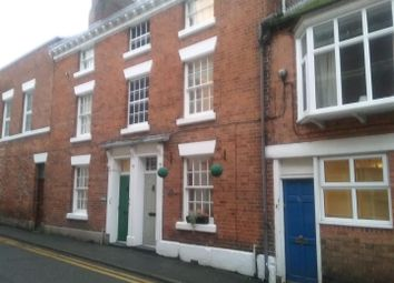 Thumbnail 3 bed terraced house for sale in Chapel Street, Wem, Shrewsbury