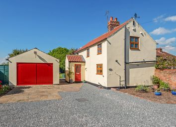 Thumbnail 3 bed detached house for sale in Black Dog Cottage, Selby Road, Camblesforth, Selby
