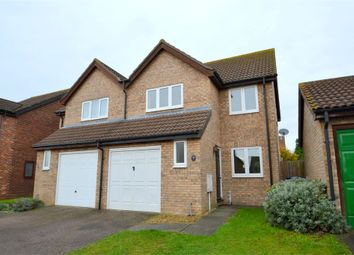 Thumbnail 3 bed semi-detached house to rent in Osprey Close, Hartford, Huntingdon, Cambridgeshire