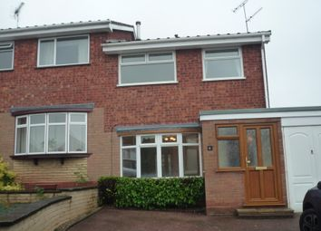 Thumbnail 3 bed semi-detached house to rent in Sylvan Way, Stafford