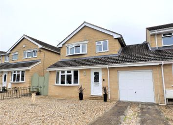 Thumbnail 3 bed link-detached house for sale in Rother Close, Greenmeadow, Swindon, Wiltshire