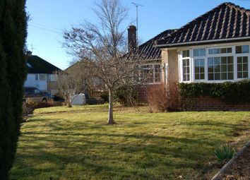 Thumbnail 2 bedroom detached bungalow to rent in Farnham Avenue, Hassocks