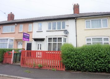 Thumbnail 3 bed terraced house for sale in Chaucer Street, Preston