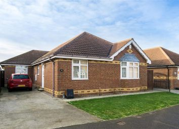 Thumbnail 4 bed detached bungalow for sale in Meadow Drive, Burstwick, Hull