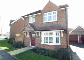 Thumbnail 4 bed detached house for sale in Reed Drive, Stafford