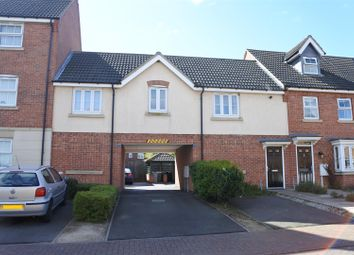 Thumbnail 2 bed flat for sale in Ormonde Close, Grantham