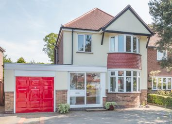 Thumbnail 3 bed detached house for sale in Sharmans Cross Road, Solihull, West Midlands