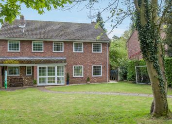 Thumbnail 5 bed detached house for sale in Rectory Meadow, Litcham, King's Lynn