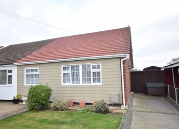 Thumbnail 3 bed semi-detached bungalow for sale in Keswick Avenue, Holland-On-Sea, Clacton-On-Sea