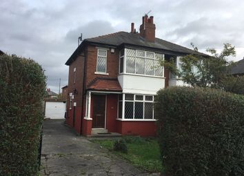 Thumbnail 3 bed semi-detached house to rent in The Oval, Killingbeck, Leeds