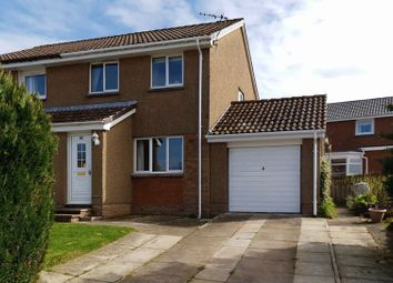 Thumbnail 3 bed semi-detached house for sale in Allison Drive, Carnwath, Lanark