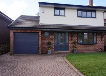 Thumbnail 4 bed detached house to rent in Ryecroft, Whitefield, Whitefield Manchester