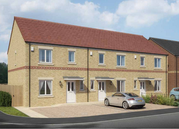 Thumbnail 3 bed semi-detached house for sale in The Morton, Bedford Sidings, South Church Road, Bishop Auckland, County Durham