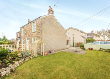 Thumbnail 4 bed detached house for sale in Caldicot Road, Rogiet, Caldicot