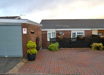 Thumbnail 2 bed semi-detached bungalow for sale in Caernarvon Grove, Castle Park, Merthyr Tydfil