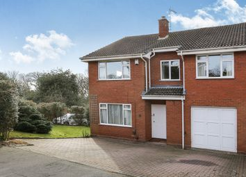 Thumbnail 5 bedroom detached house for sale in Radnor Road, Sedgley, Dudley