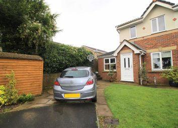 Thumbnail 3 bed semi-detached house for sale in Oak Way, Longridge, Preston
