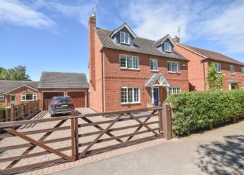 Thumbnail 4 bed detached house for sale in Widmerpool Lane, Willoughby On The Wolds, Loughborough