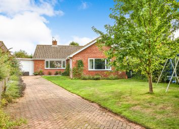 Thumbnail 3 bed detached bungalow for sale in Fen View, Toftwood, Dereham