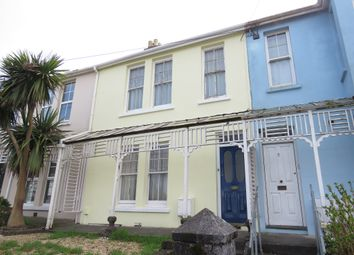 Thumbnail 4 bed terraced house for sale in Long Park Road, Saltash