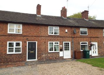 Thumbnail 1 bed cottage to rent in Ticknall Road, Hartshorne