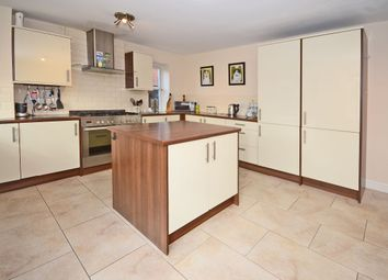 Thumbnail 5 bed detached house for sale in Calverhay Close, Blythe Bridge