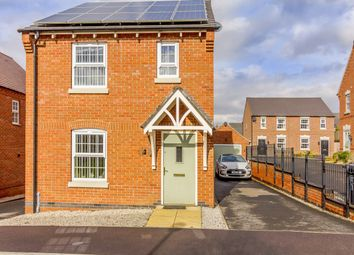 Thumbnail 3 bed detached house for sale in St. Martins Close, Swadlincote, Derbyshire