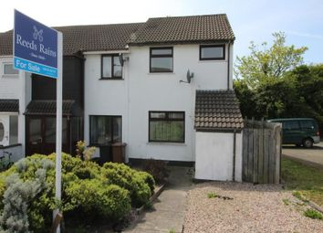 Thumbnail 3 bed terraced house for sale in Castleburn Road, Carrickfergus