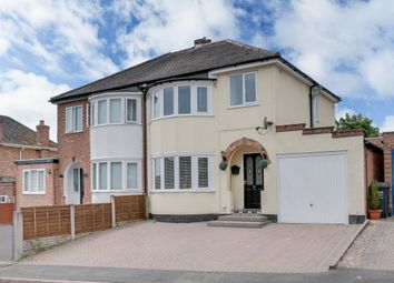 Thumbnail 3 bed semi-detached house for sale in Walkwood Crescent, Walkwood, Redditch