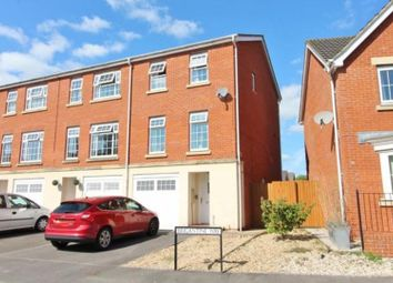 Thumbnail 3 bed town house for sale in Brigantine Way, St. Brides