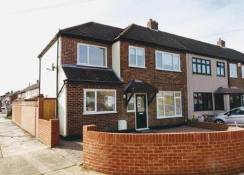 Thumbnail 4 bed end terrace house for sale in Harlow Road, Rainham