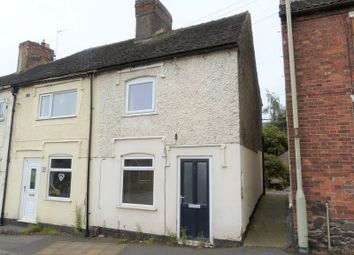 Thumbnail 2 bed terraced house to rent in Brooks Lane, Whitwick, Coalville