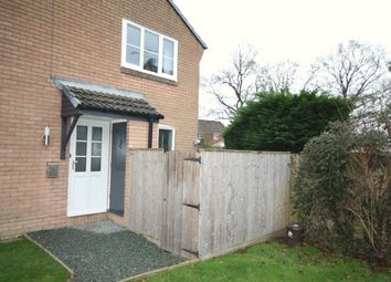 Thumbnail 1 bedroom end terrace house for sale in Mendip Close, Verwood