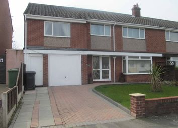 Thumbnail 4 bed terraced house to rent in Mallyclose Drive, Harraby, Carlisle
