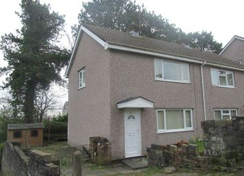 Thumbnail 2 bed semi-detached house to rent in Lon Nedd, Morriston, Swansea.