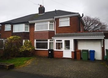 Thumbnail 3 bed property to rent in Almond Tree Road, Cheadle Hulme SK8.