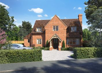 Frieth Road, Bovingdon Green, Marlow, Buckinghamshire SL7. 3 bed detached house for sale