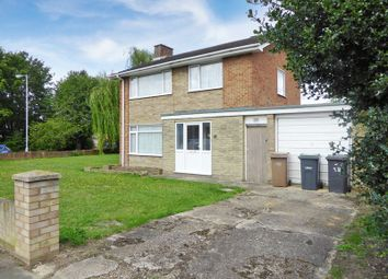 Thumbnail 3 bed detached house for sale in Wheatfield Road, Luton