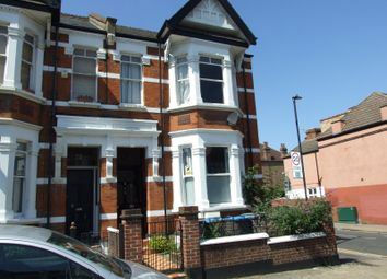 Thumbnail 3 bed end terrace house to rent in Sellons Avenue, London