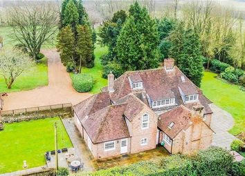 North Leigh, Stelling Minnis, Canterbury, Kent CT4. 6 bed detached house for sale