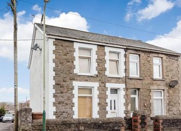 Thumbnail 3 bed semi-detached house for sale in Heol Fawr, Nelson, Treharris