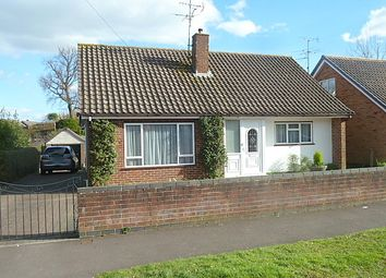 Thumbnail 4 bed detached bungalow for sale in Lanehays Road, Hythe